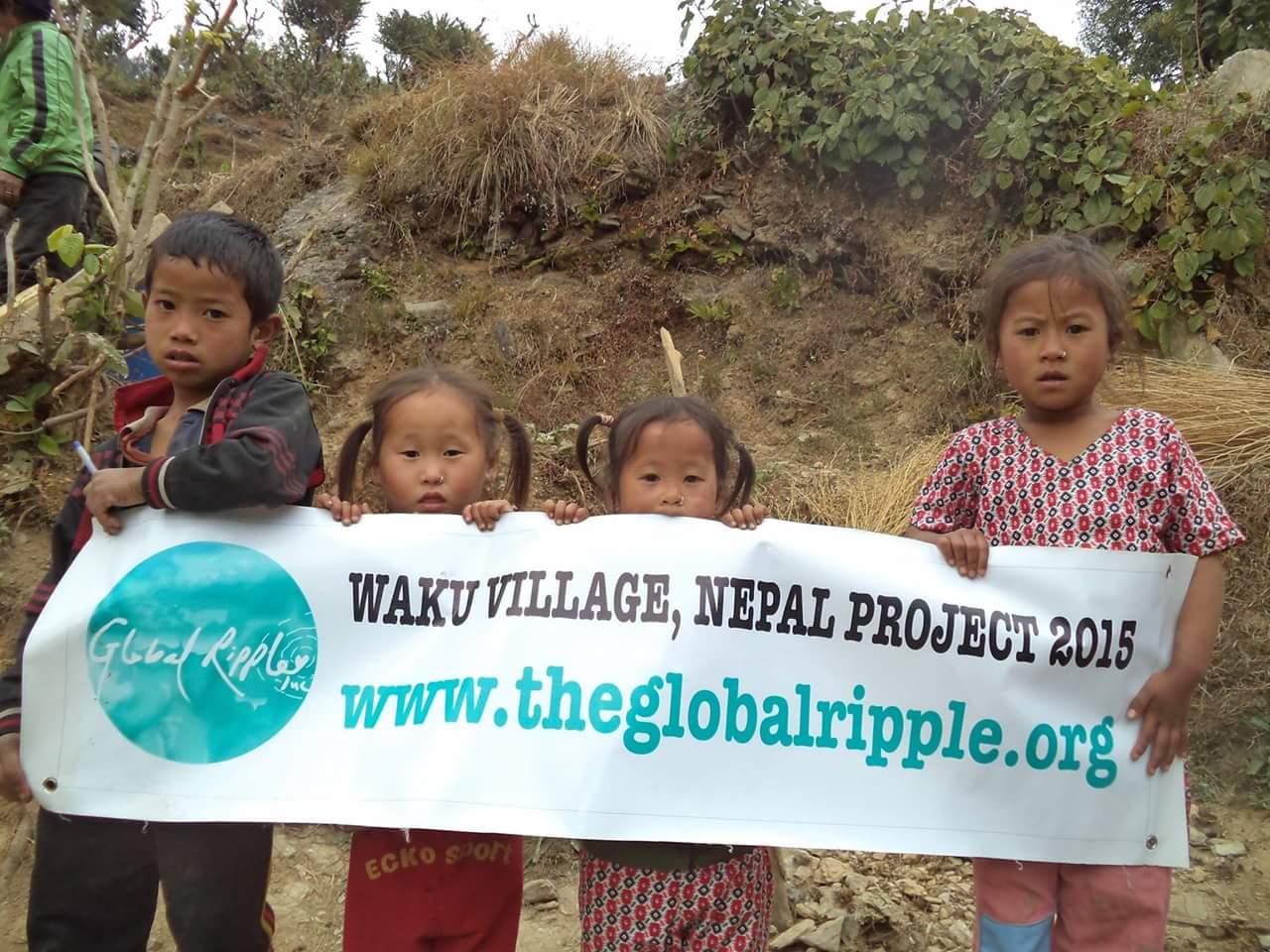 Waku village nepal project