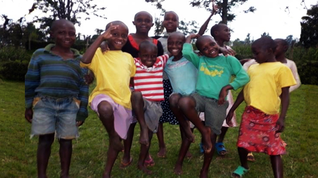 Home of Grace Orphanage, Kakamega – Kenya